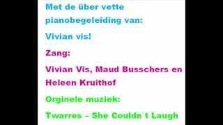 Twarres - She couldn`t laugh - Karaoke.wmv