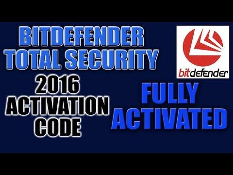 Bitdefender Total Security 2016 License Key - Activate Bitdefender Total Security 2016