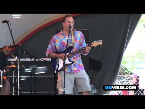 "Andy The Music Man Performs ""Monkeys Jumping on the Bed"" at Gathering of the Vibes 2012"