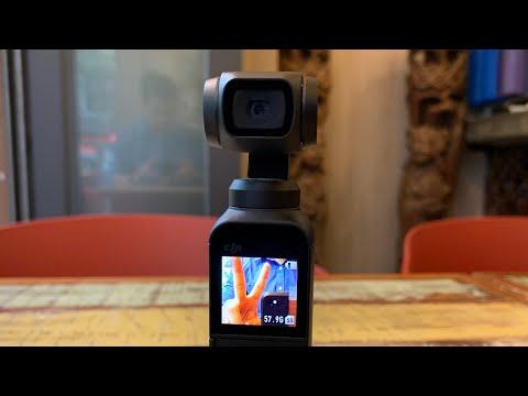 DJI Osmo Pocket Vs. IPhone XS + Zhiyun Smooth 4 Video Test