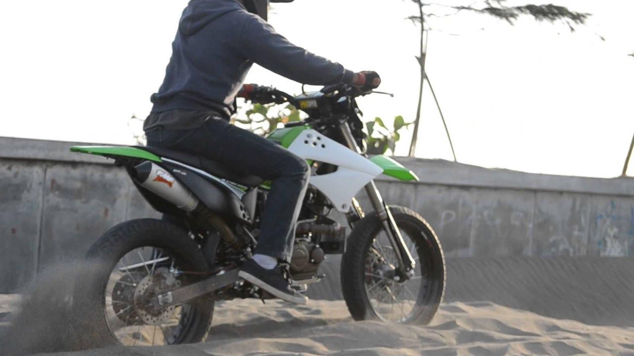 Supermoto Kawasaki Indonesia