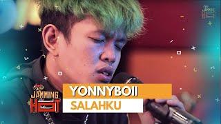 Download lagu #JammingHot : Yonnyboii - Salahku