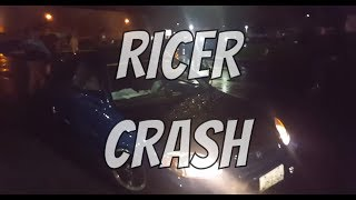 RICER & POS Crash Compilation