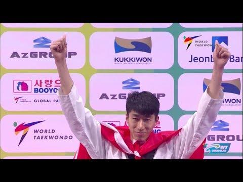 Highlights of the best Taekwondo Players - Shuai Zhao