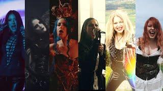 Top 20 Female Fronted Metal Songs Of June (2021)