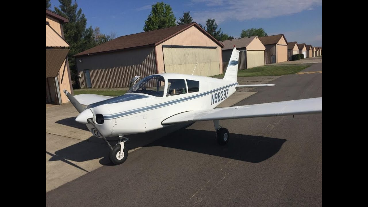Piper PA28-140 Cherokee Airtex Interior and Other Updates