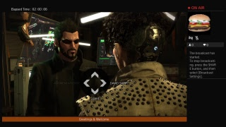 Deus Ex:Mankind Divided (Revisited)freeplay
