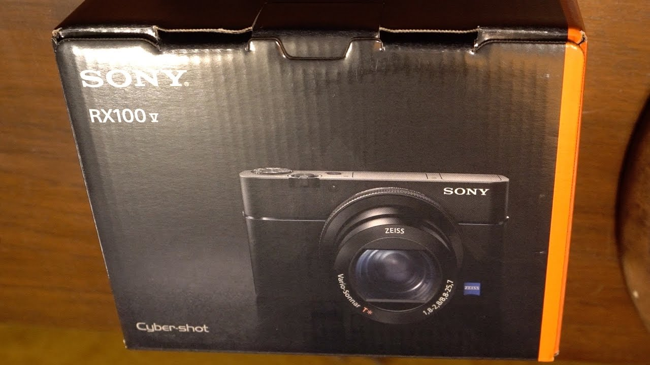 sony rx100 v. sony rx100 v unboxing rx100 s