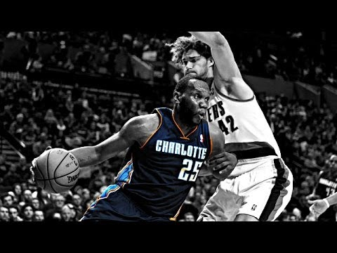 Al Jefferson ~ Bobcats | Post Moves Highlights