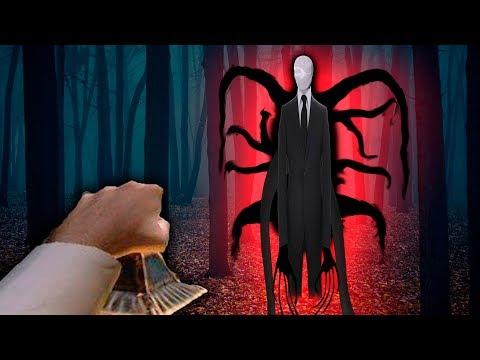 СЛЕНДЕРМЕН НАЧАЛО ПРОХОЖДЕНИЕ Slenderman Origins Каспер играет в слендермена часть 1 ЗАМОК