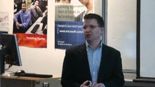 Speaker Series: David Landers, Manager of Business Energy, Management at Puget Sound Energy 1/5