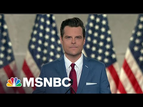 Feds Investigating Matt Gaetz Travel With Women To Bahamas | All In | MSNBC
