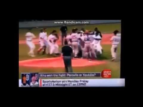 Best Baseball Fights Ever