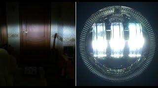 видео светодиодная лампа в птф фото свечения
