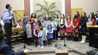 Fratele Cuibus si Grupa de Copii - Sa cante tot Poporul