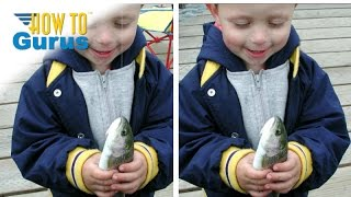 how to remove background objects fix pictures in adobe photoshop elements 15 14 13 12 11 tutorial