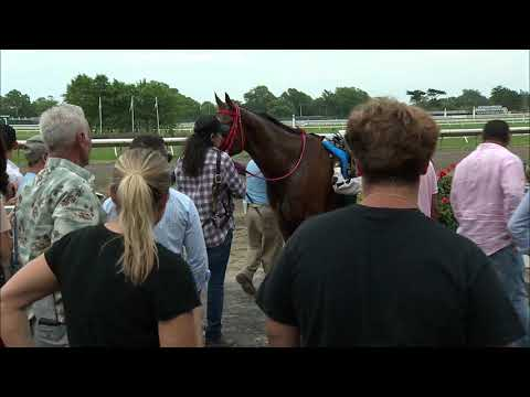 video thumbnail for MONMOUTH PARK 6-16-19 RACE 11