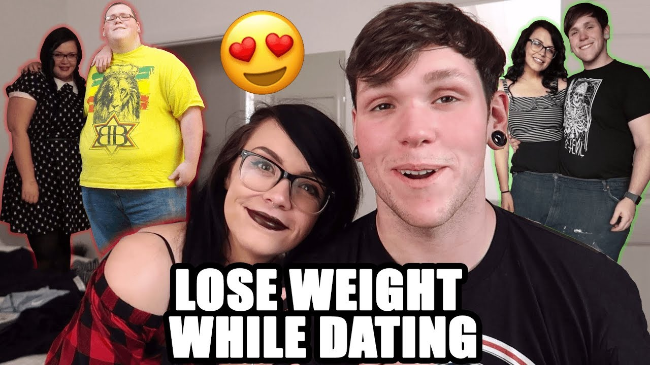 Dating while losing weight