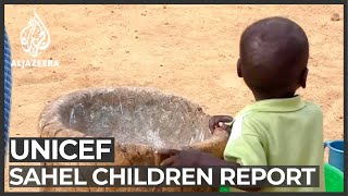 UNICEF: Sahel children are victims of increasing violence