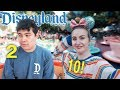 RATING every DISNEYLAND RIDE we go on!