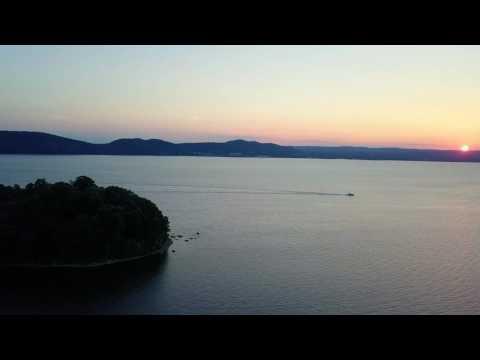 Hudson River, NY - DJI Mavic Pro drone footage