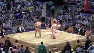 平成29年7月場所15日目取組結果一覧 (外部サイト:Sumo Reference) ht...
