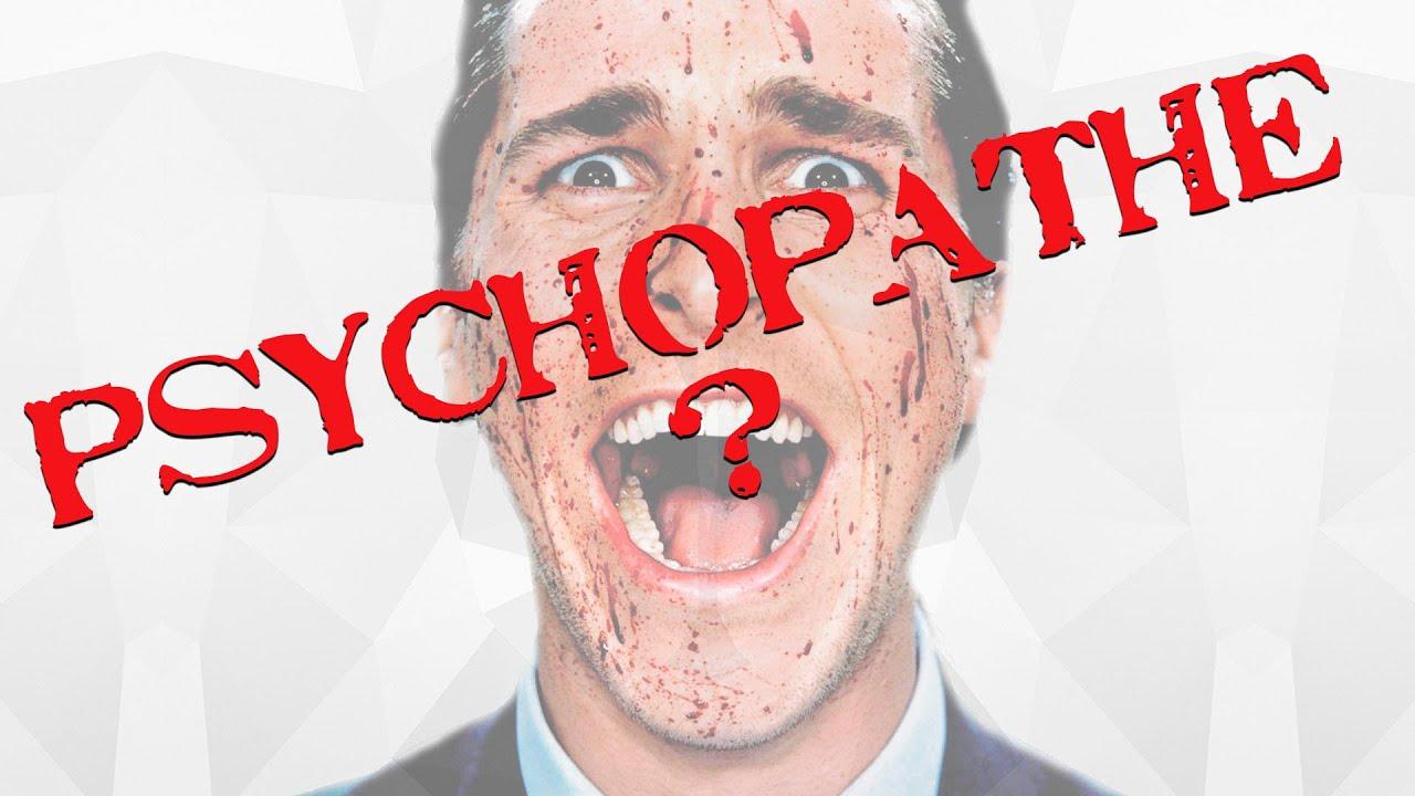 Les Psychopathes, c'est quoi ?