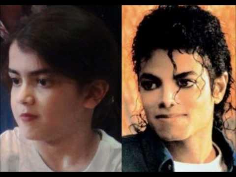 Blanket Jackson Looks Like Michael Jackson