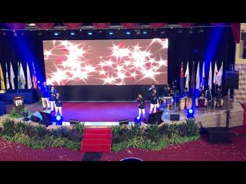 Persembahan Penutup   NAJWAN (MARSAH)   Karnival Amal Islami IPTIM 2018 peringkat ASEAN