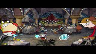 CupHead World 1 (PERFECT) - Ribby and Croaks in Clip Joint Calamity (GRADE A+) [REGULAR]