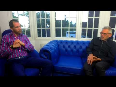 £100+ Millionaire Kiddicare founder Neville Wright is interviewed by Rob Moore