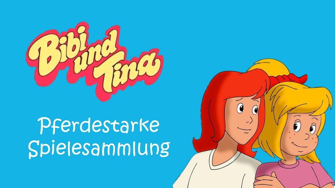 bibi und tina pferdestarke spielesammlung  pc gameplay