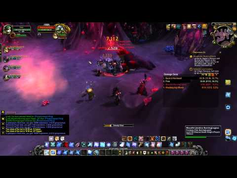 Hunter playthrough 1 - 90 Part 74 World of Warcraft patch 5.4.8 (No commentary)