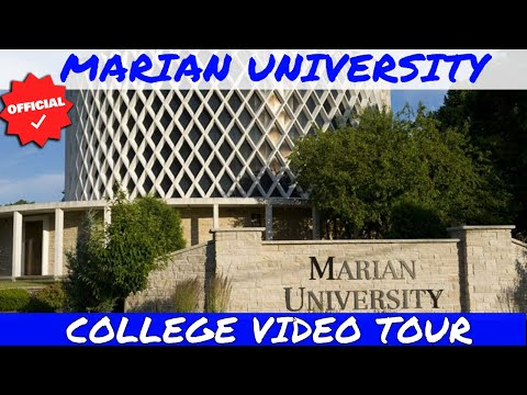 Marian University - Official College Video Tour