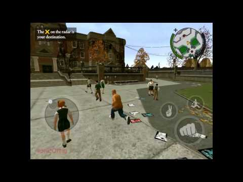 Bully Anniversary Edition iOS / Android Gameplay Rockstar Games