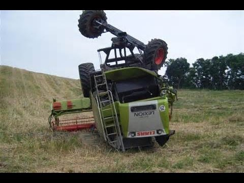 exclusif compilation accident de tracteur 2013 hd youtube. Black Bedroom Furniture Sets. Home Design Ideas