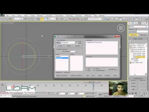 How to make a Procedural Animation 3DMAX