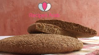 تحضير الخبز الصحي بواسطة الخميرة البلدية سهل وصحي