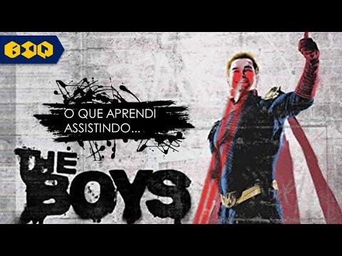 THE BOYS | O que podemos aprender com esta série?