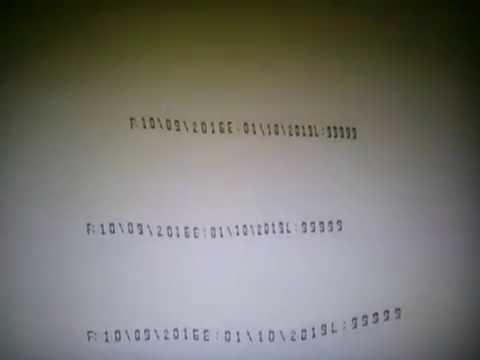 Industrial CIJ Inkjet Printer / Dateur industriel