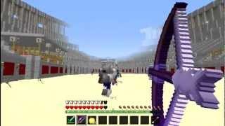 Minecraft | Découverte d'un serveur PVP & Multi-jeux | Part 1/2