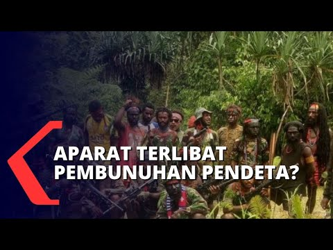 Temuan TGPF, Dugaan Aparat Terlibat Dalam Penembakan Pendeta Di Intan Jaya