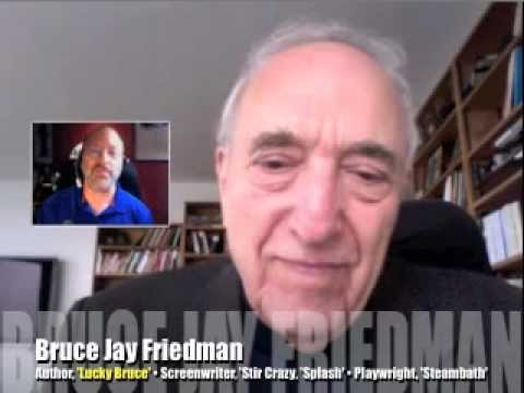 Bruce Jay Friedman reveals a life lived well! INTERVIEW
