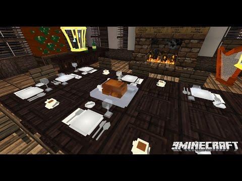 Minecraft Balcony Design