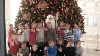 видео Фабрика елочных игрушек в Клину