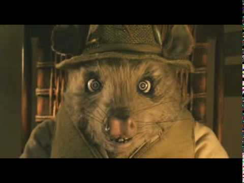 Fantastic Mr Fox Hypnotized Possum Youtube
