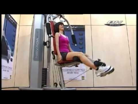 mini home gym g119x g119xa nevada plus multistation youtube