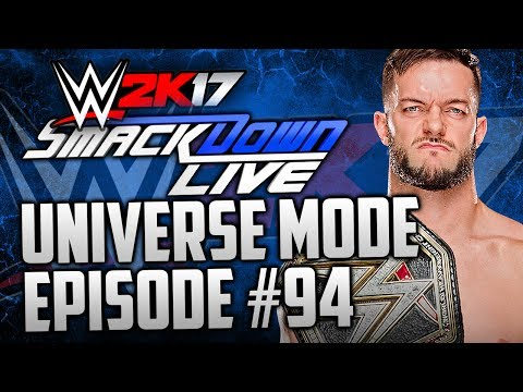 """""""Sent & Delivered"""" WWE 2k17 Universe Mode #94 (""""WWE 2k17"""" """"Universe Mode"""" PS4/Xbox One)"""