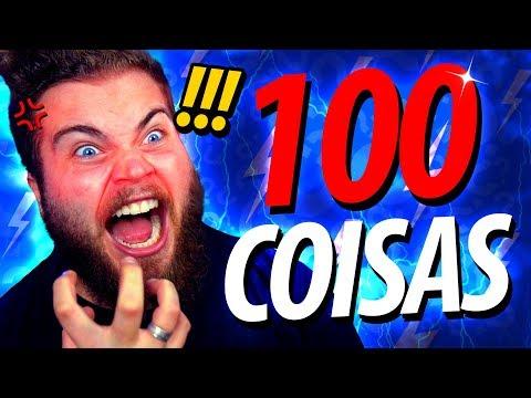 100 COISAS QUE ME IRRITAM — wuant