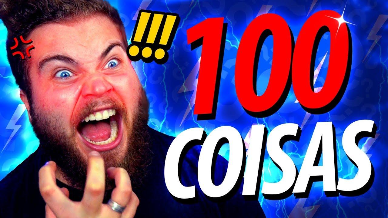 100 COISAS QUE ME IRRITAM